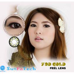 Kính giãn tròng Feel lens cao cấp 79D Gold