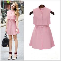 Đầm suông thời trang dành cho người mập cao cấp - 71910