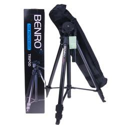 Chân máy ảnh Benro T800EX kèm kẹp điện thoại