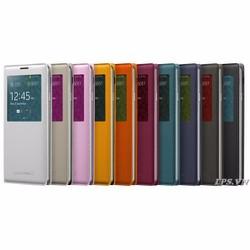 BAO DA SAMSUNG GALAXY NOTE 3 N9000 S-VIEW CHÍNH HÃNG