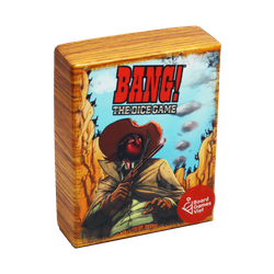 Đồ chơi Trí Tuệ - Bang! The Dice Game Boardgame.