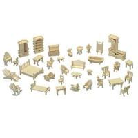 Đồ chơi lắp ráp gỗ 3d