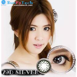 Kính giãn tròng Feel lens cao cấp 79D Silver