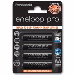 PIN PANASONIC ENELOOP PRO BK-3HCCE