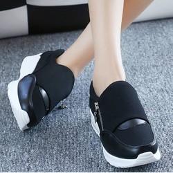TT01D  -  Giày sneaker nữ phong cách Hàn Quốc