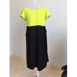 Đầm bầu công sở OverSize hàng thiết kế