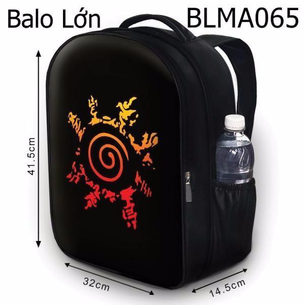 Balo Học sinh - Teen - Laptop Logo Naruto HOT - VBLMA065 2