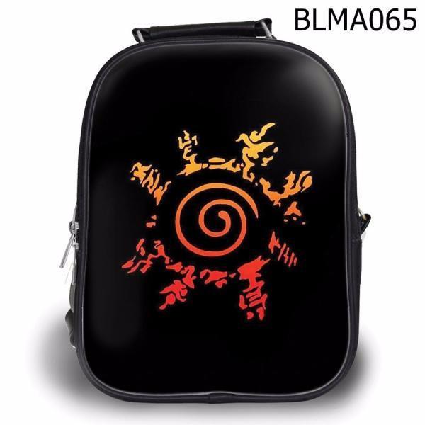 Balo Học sinh - Teen - Laptop Logo Naruto HOT - VBLMA065 1
