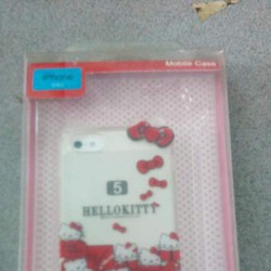 Ốp Lưng Hello Kitty Cho Iphone 5, 5s, 6, 6 Plus