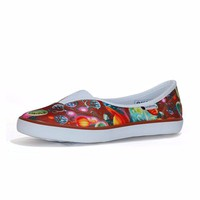 Giày vải Búp Bê Nữ QuickFree Fashion B160102-001