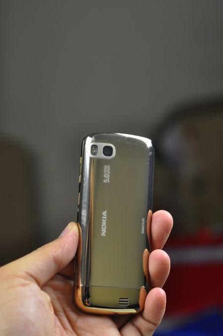 Điện thoại Nokia C3-01 gold 7