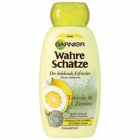 Dầu gội Garnier Wahre Schatze cho tóc dầu nhờn 250ml
