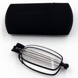 Gọng kính cận xếp màu đen
