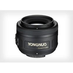Ống kinh yongnuo 50mm f1.8 For Nikon