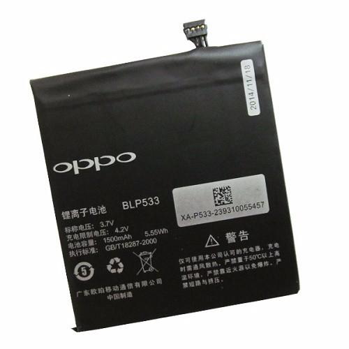 Pin dành cho Oppo Finder X9017 BLP533