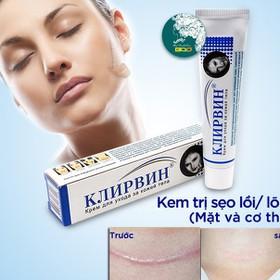 Kem trị sẹo Nga KJINP BNH - TT18