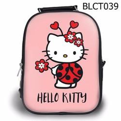 Balo Teen - Học sinh - Laptop Dễ thương Kitty bọ cánh cam - VBLCT039
