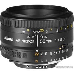 Ống Kính Nikon 50 f 1.8 D