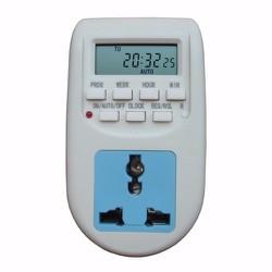 Ổ cắm điện thông minh hẹn giờ tắt mở JA Model AL06 ADStore