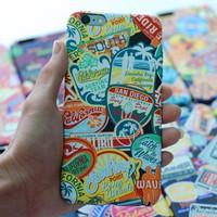 Ốp Iphone 6 Plus, 6S PLus Dạ quang Color Summer