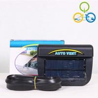 Quạt thổi khí nóng cho xe hơi chạy năng lượng mặt trời