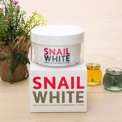 KEM DƯỠNG TRẮNG DA SNAIL WHITE - BODY LOTION