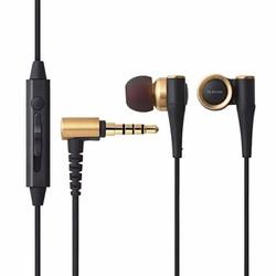 Tai nghe Elecom nhét tai có Mic Hi-Res Audio EHP-CH1000SGD Vàng