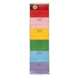 Trò chơi rút gỗ - màu 48 thanh
