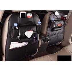Thảm để đồ ghế sau xe hơi - Màu Nâu