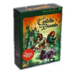 Đồ chơi Giải Trí - Chuyến xe ngựa tới lâu đài Quỷ cơ bản + Mở rộng