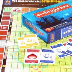 Đồ chơi Giải Trí - Đi tìm kho báu 2