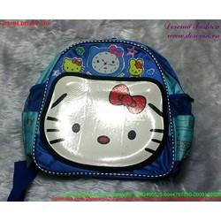 Balo đi học kitty đáng iu cho bé BLDH184