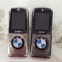 Điện thoại BMW 760 nắp gập vỏ kim loại thời trang