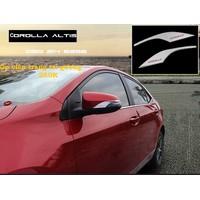 Bộ Đồ Chơi Dành Riêng Cho Toyota Corolla altis