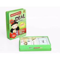 Đồ chơi Gia Đình - Monopoly Deal Board Game - Cờ tỷ phú dạng thẻ bài