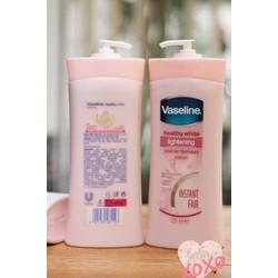 Sữa dưỡng thể trắng hồng Vaseline