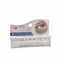 Kem Trị Thâm Quầng Mắt Cream Kumargic Eye 20g Của Nhật
