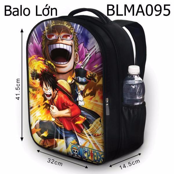Balo học sinh Truyện tranh One Piece Luffy HOT - VBLMA095 2