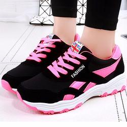 Giày sneaker nữ thời trang năng động - 100