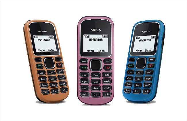 Điện Thoại Nokia 1280 Kèm Pin Sạc 4