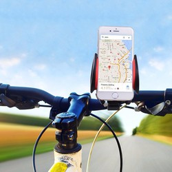 Giá đỡ Smartphone GPS dùng cho xe Đạp xe mô tô