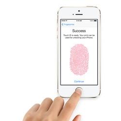 Nút home cảm ứng vân tay iphone 5s