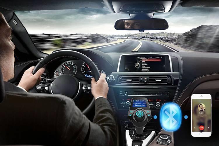 Tẩu nghe nhạc trên ô tô T11 5