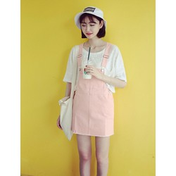 Váy yếm jean VY01