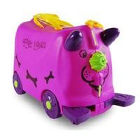Vali kéo Mini Trunk cao cấp cho bé yêu