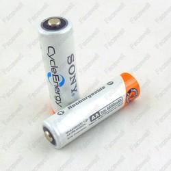 Pin Sạc AA Sony Dung Lượng 4600mAh Vỉ 2 Viên