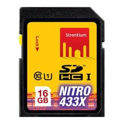 Thẻ nhớ SD Strontium 16GB Class 10
