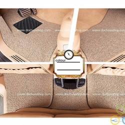 Thảm lót sàn xe hyundai cao cấp
