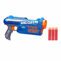 Súng Nerf N- Strike Elite Mega Magnus Sonic Ice