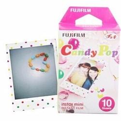 Film cho máy ảnh chụp lấy ngay Instax mini loại có hình